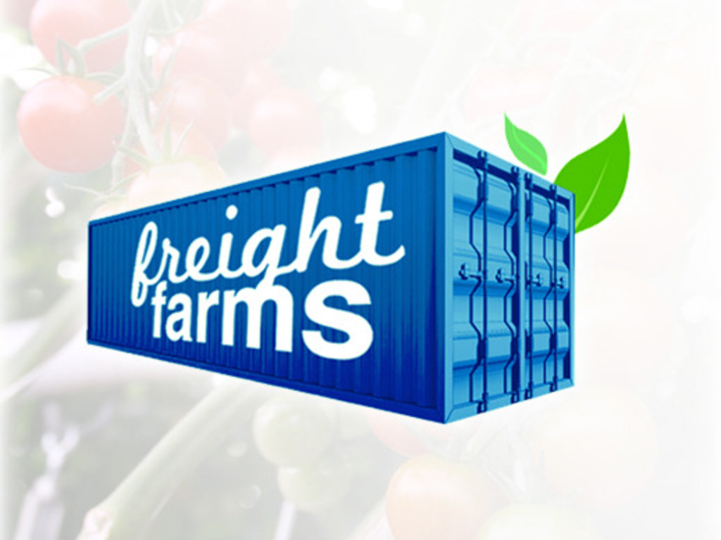 Freight Farms: Grow Fresh Food in Any Environment's video poster