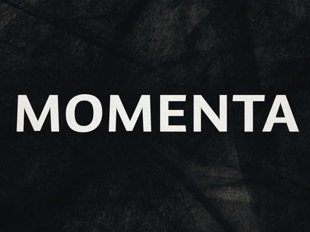 MOMENTA's video poster