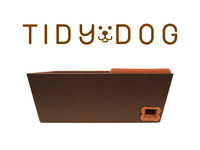 A toy box that trains your dog to pick up their toys!
