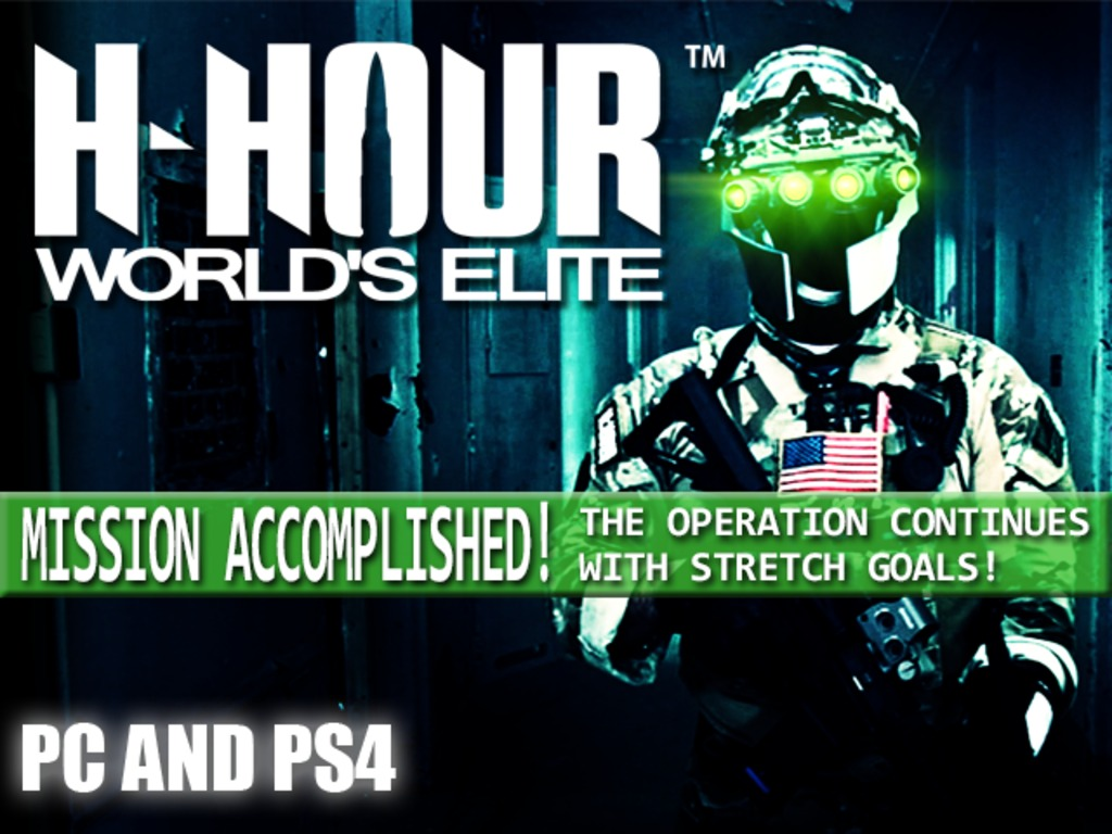 H-Hour: World's Elite's video poster