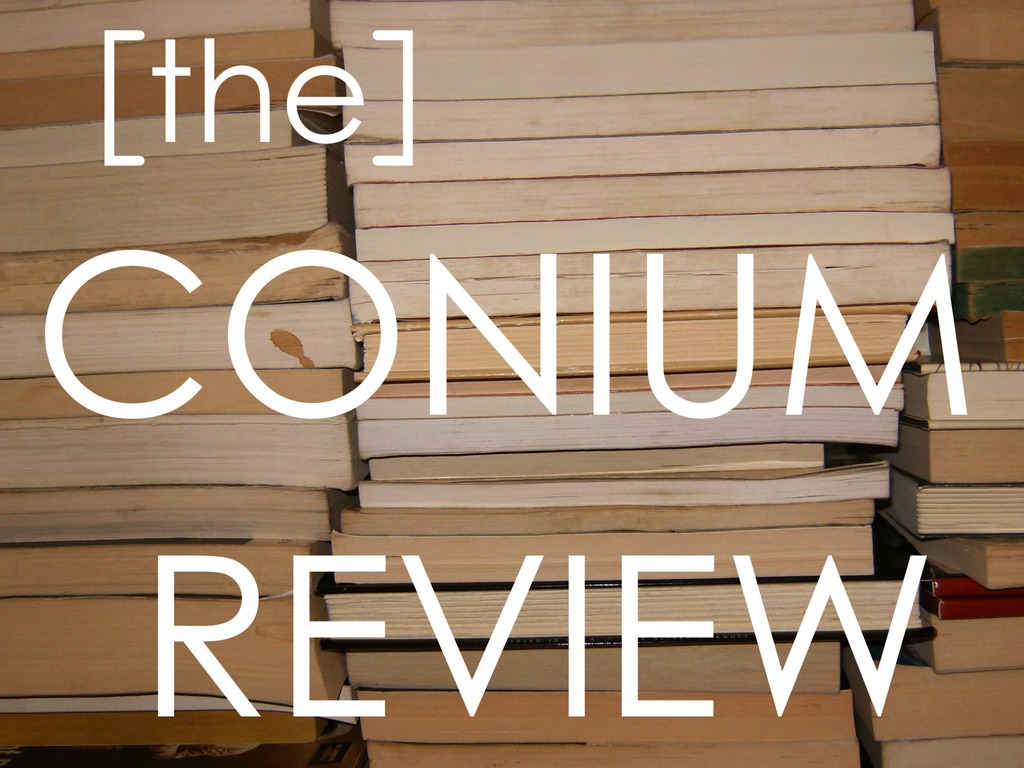 """""""The Conium Review"""" - An Independent Literary Publication's video poster"""