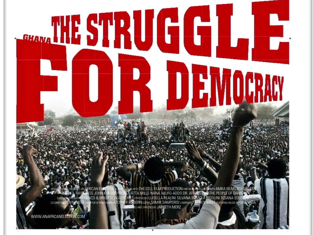 """A Political Safari Featuring the Film """"An African Election""""'s video poster"""
