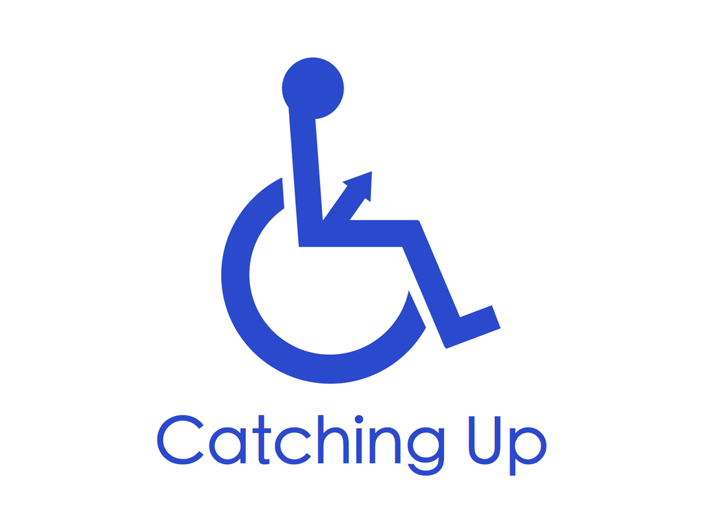 Catching Up - A Short Film's video poster