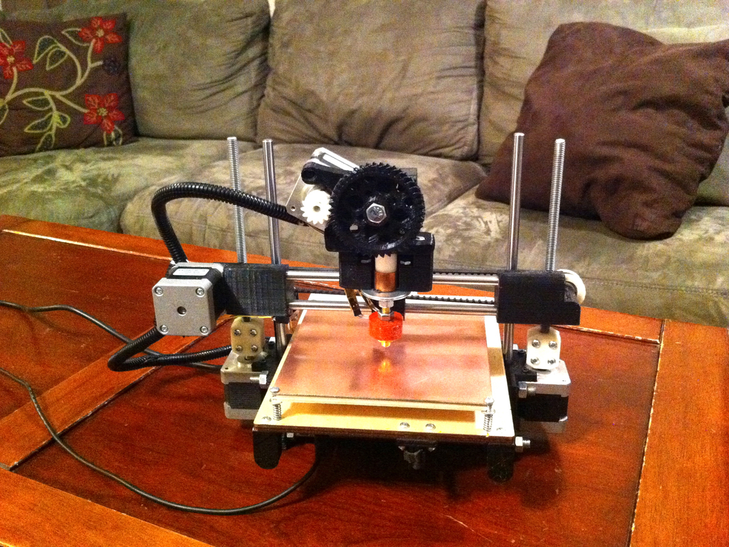 Printrbot: Your First 3D Printer's video poster