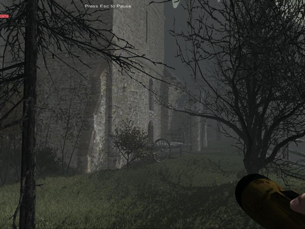 Middle of Nowhere - Survival/Horror (Canceled)'s video poster