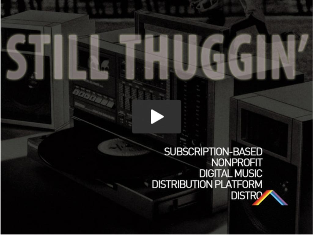 DISTRO || Nonprofit Music Distribution Platform's video poster