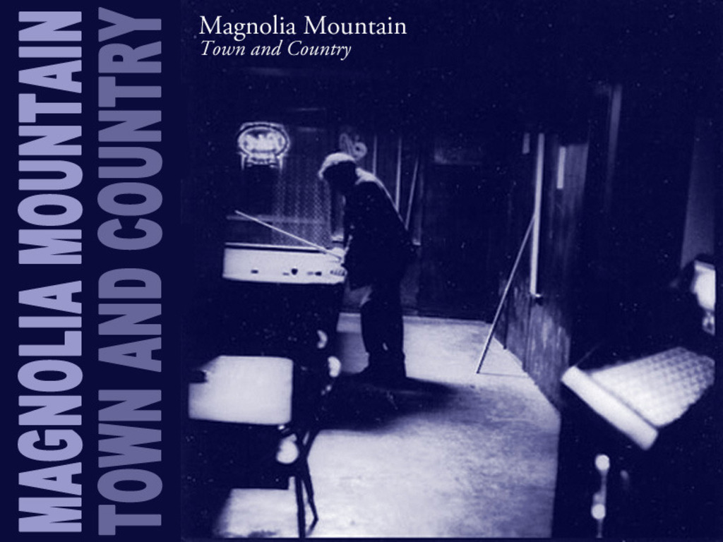 """Magnolia Mountain """"Town and Country"""" Vinyl Project's video poster"""