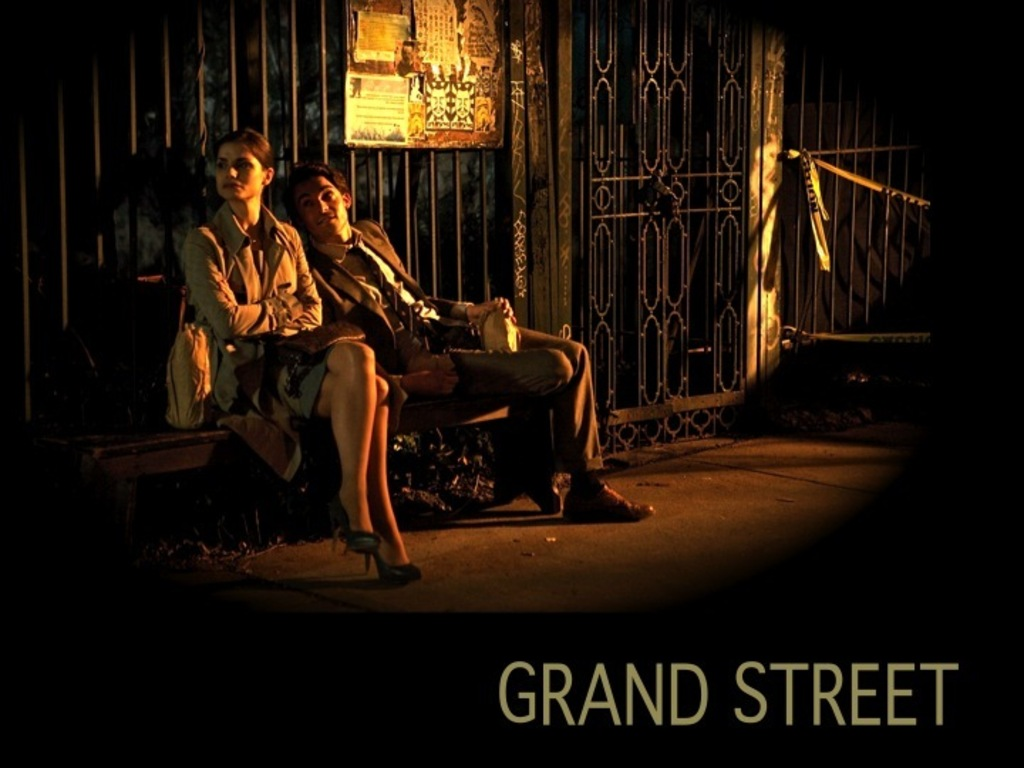 Last call on 'Grand Street' (Feature Film)'s video poster