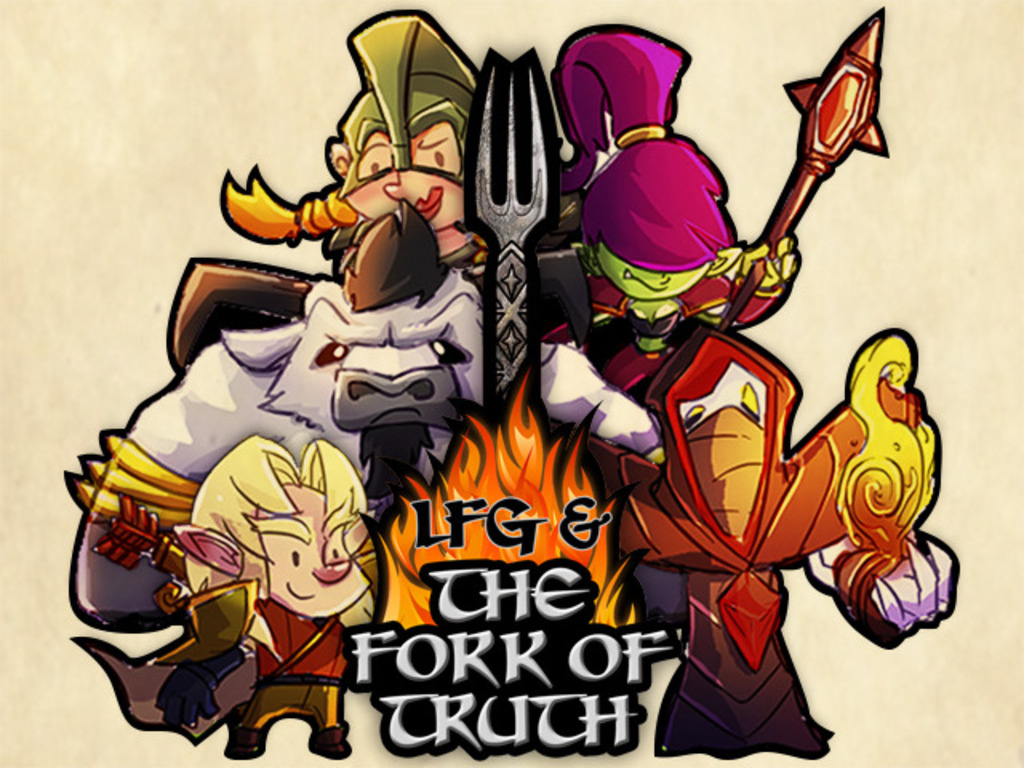 LFG - The Fork of Truth's video poster
