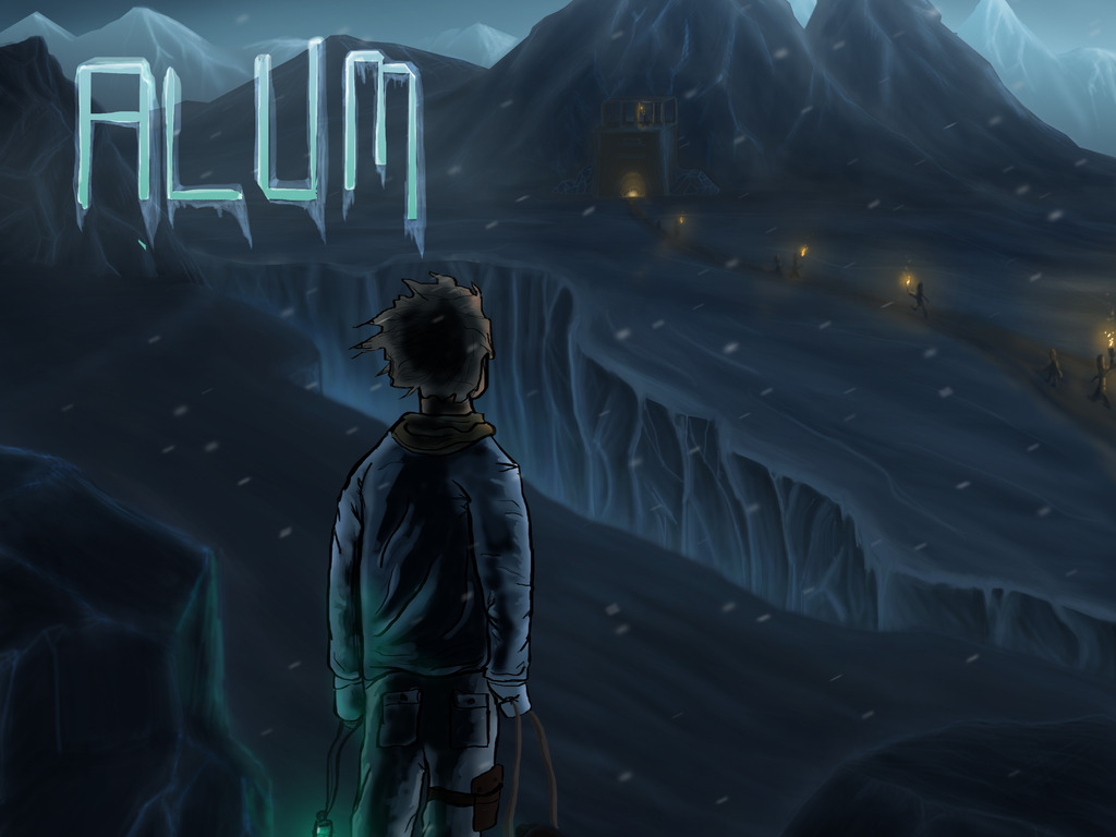 Alum  - A Sierra/LucasArts-style Point&Click Adventure's video poster