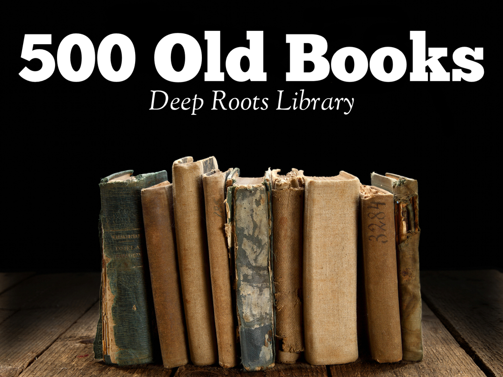 500 Old Christian Books, REPUBLISHED!'s video poster