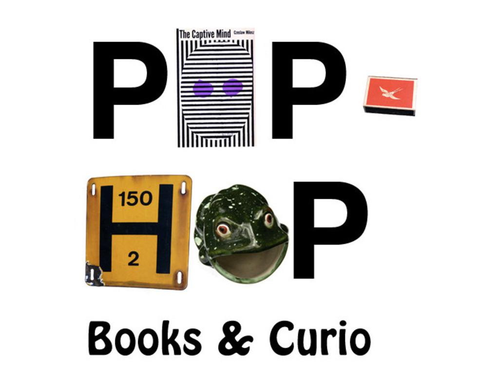 Pop-Hop Books & Curio's video poster