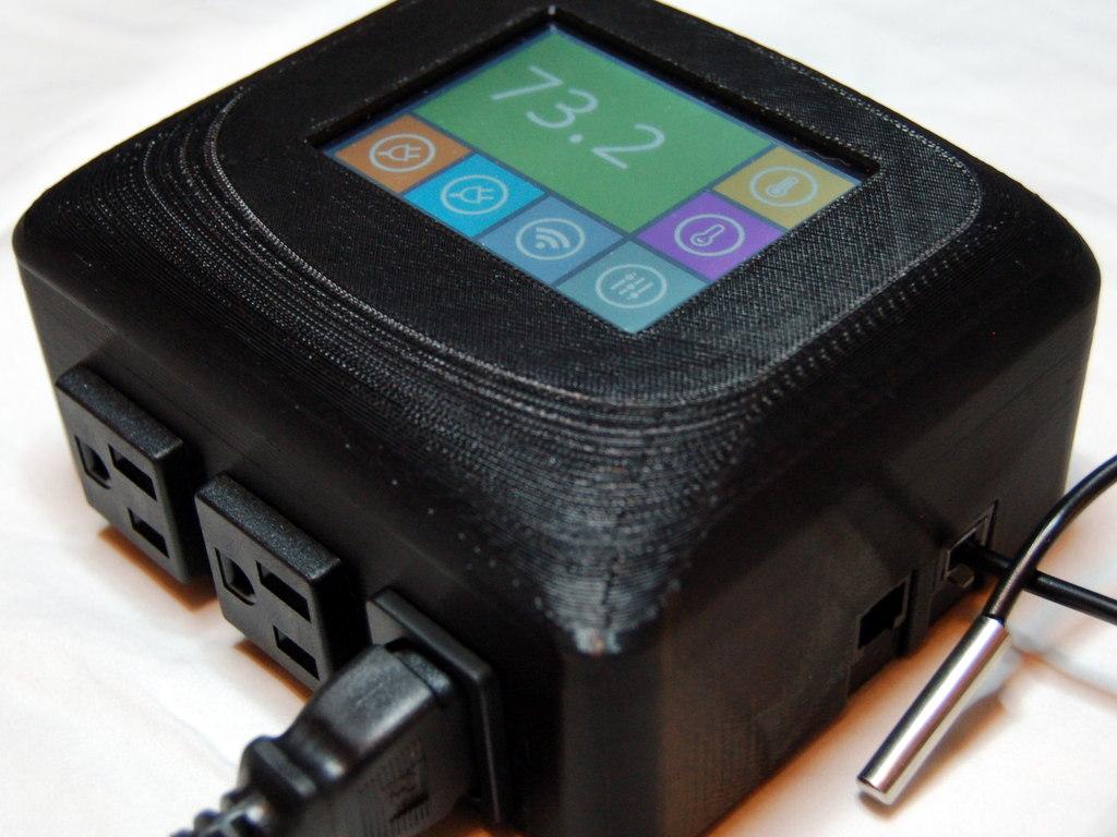 BrewBit.com Model-T Wireless PID Controller's video poster