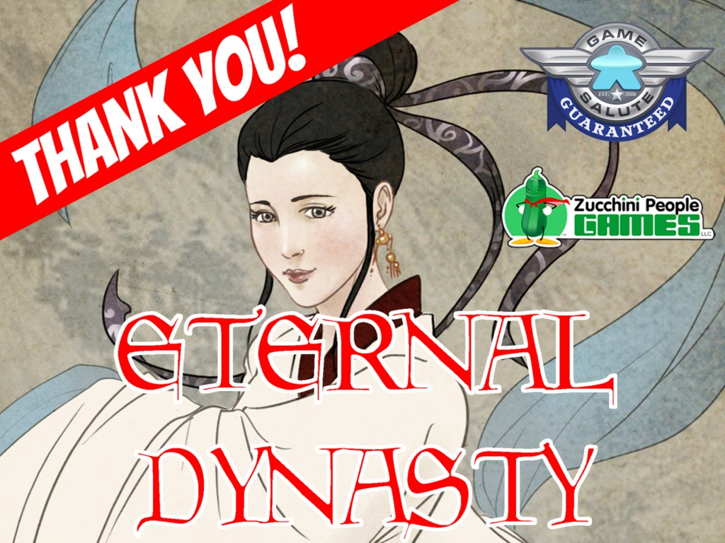 Eternal Dynasty: The Board Game of Generational Conquest's video poster