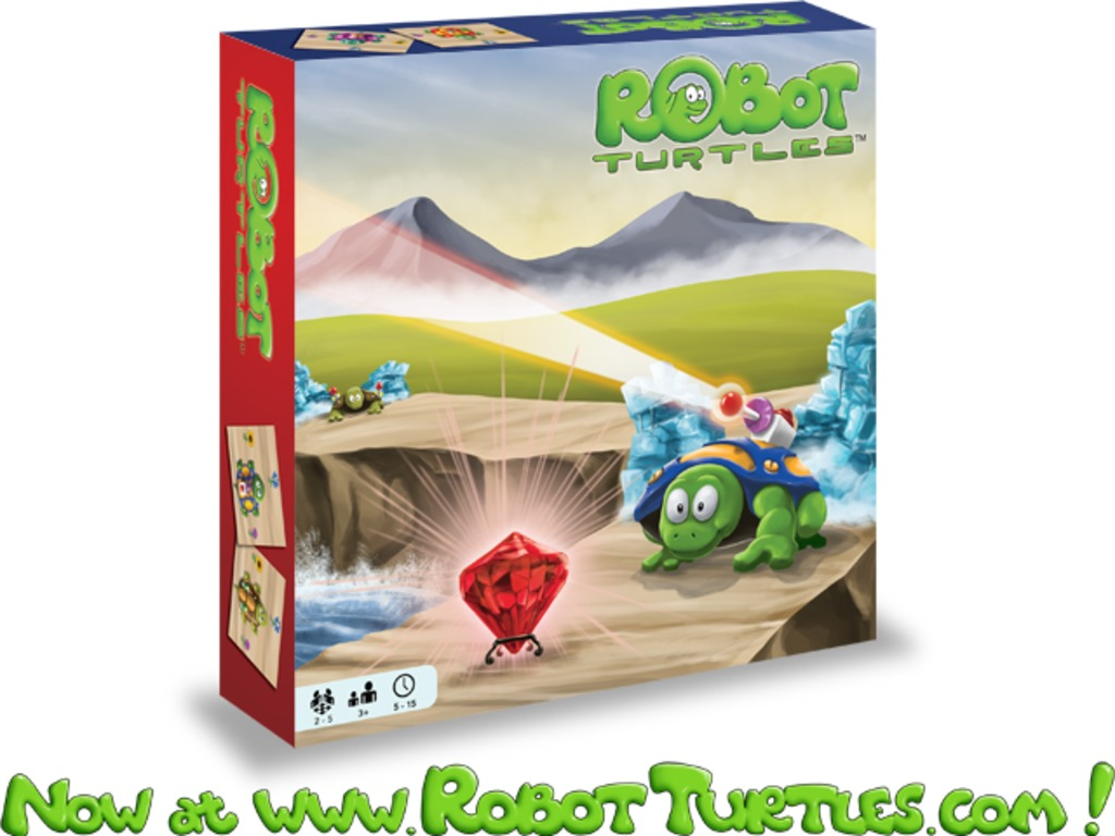 Robot Turtles: The Board Game for Little Programmers's video poster