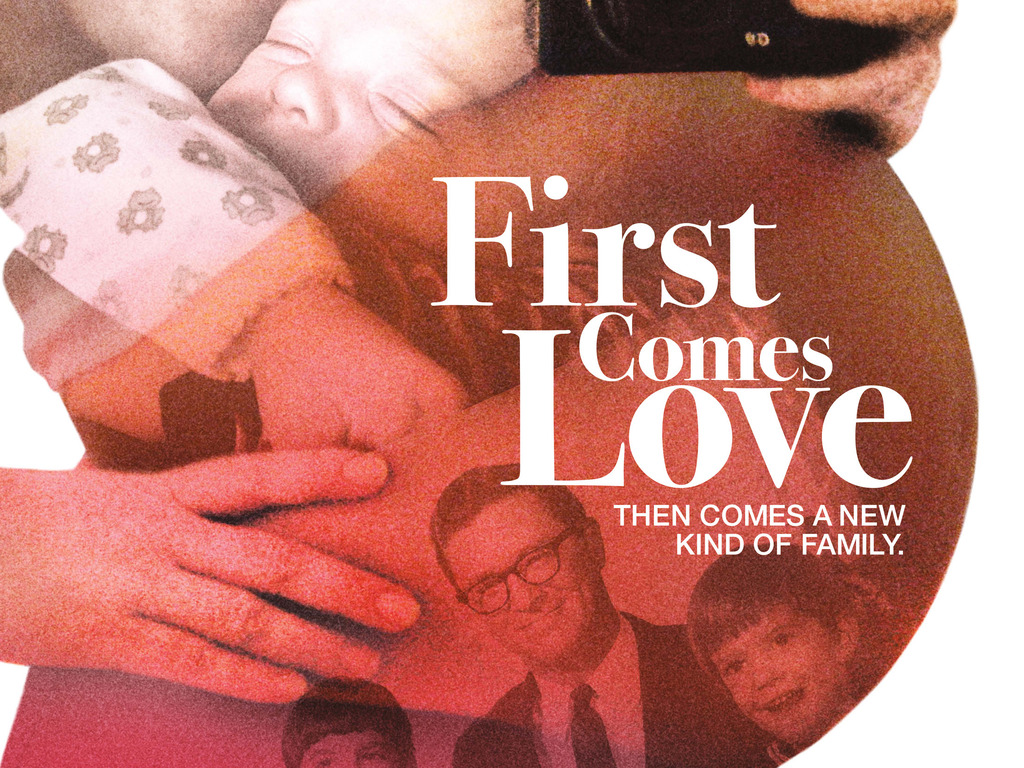 First Comes Love's video poster
