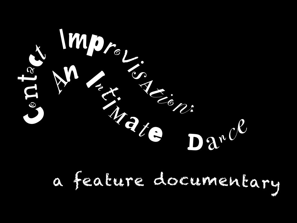 Contact Improvisation: An Intimate Dance's video poster