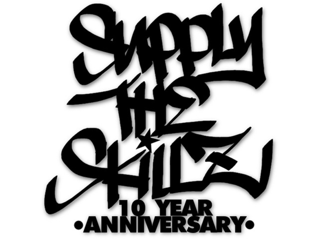 Supply the Skillz - Hip Hop Festival - 10th Year Anniversary's video poster