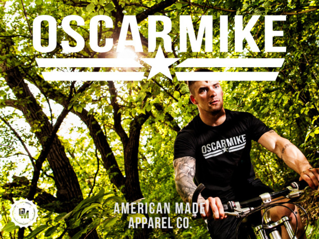 Oscar Mike - American Made Lifestyle Brand's video poster
