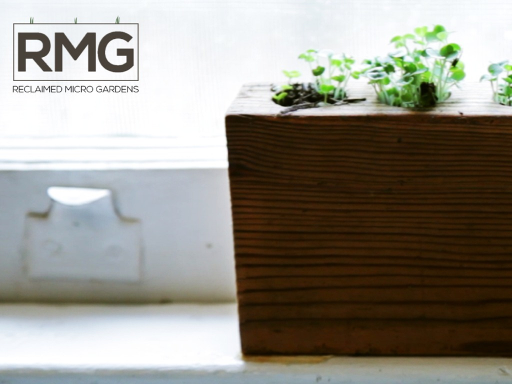 Reclaimed Micro Gardens's video poster