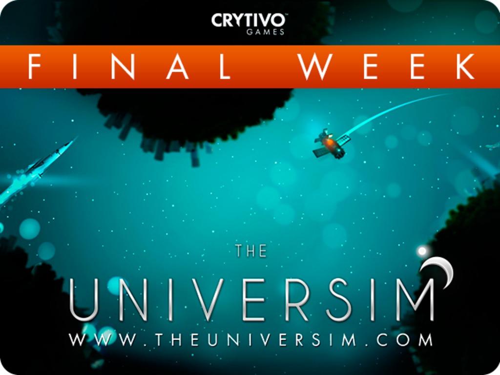 The Universim's video poster