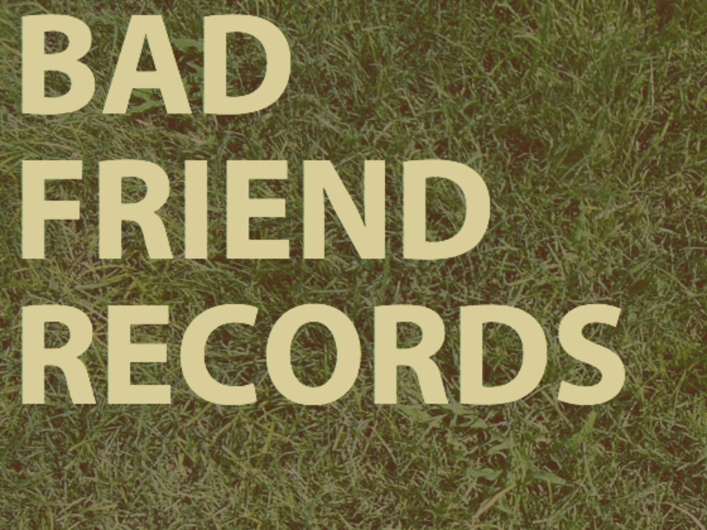 Bad Friend Records' First Single: Travis Morrison's video poster