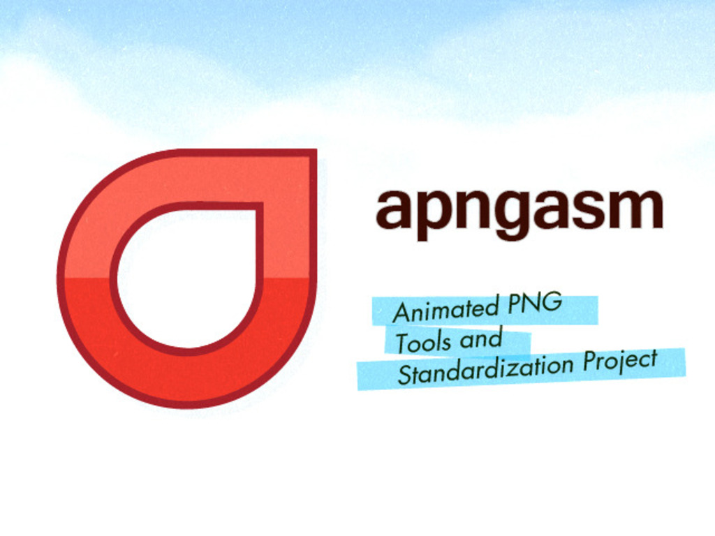 apngasm - FOSS Animated PNG tools and APNG standardization's video poster