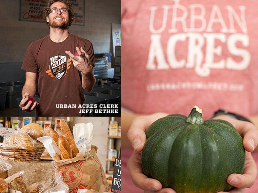 Urban Acres Farmstead - Bringing the Farm to Dallas's video poster