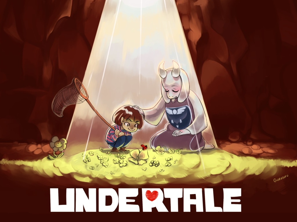 UnderTale's video poster