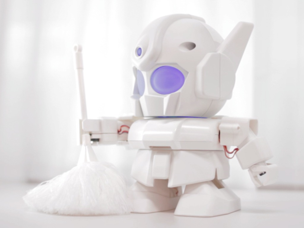 RAPIRO: The Humanoid Robot Kit for your Raspberry Pi's video poster