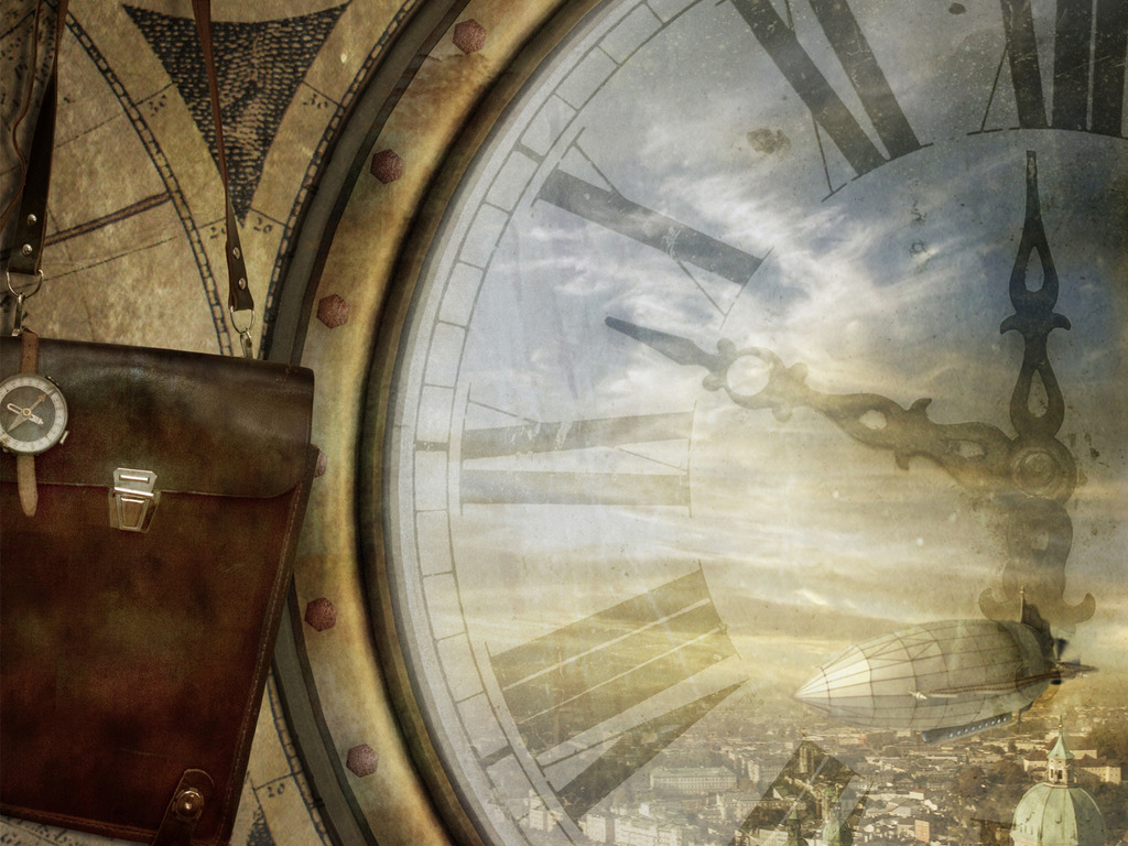 Time Traveled Tales: A Speculative Fiction Anthology's video poster