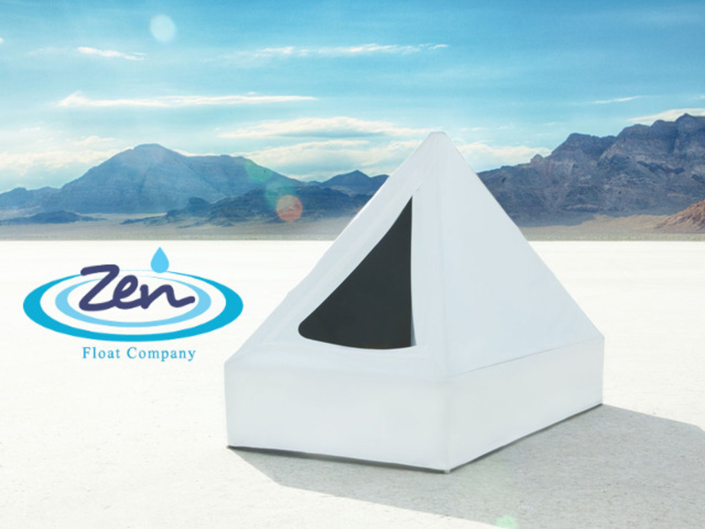 Zen Float Tent - First Affordable Isolation Tank For Home's video poster