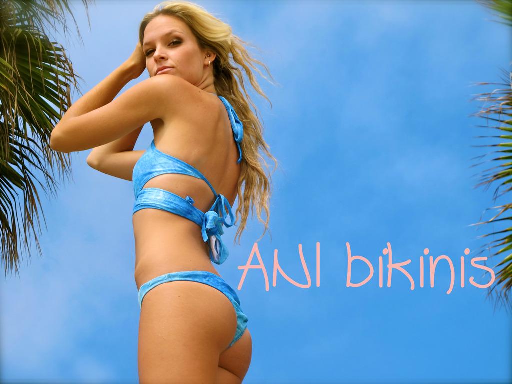 ANI bikinis [LOVE STREET] Collection PRESALE's video poster