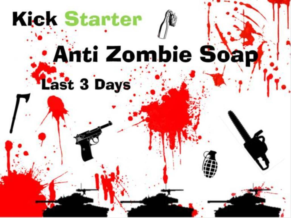 Anti-Zombie-Soap's video poster
