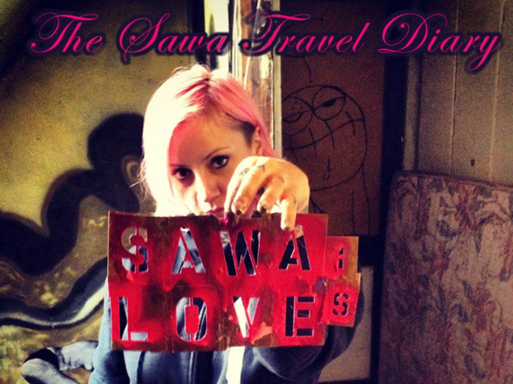 The Sawa Travel Diary's video poster