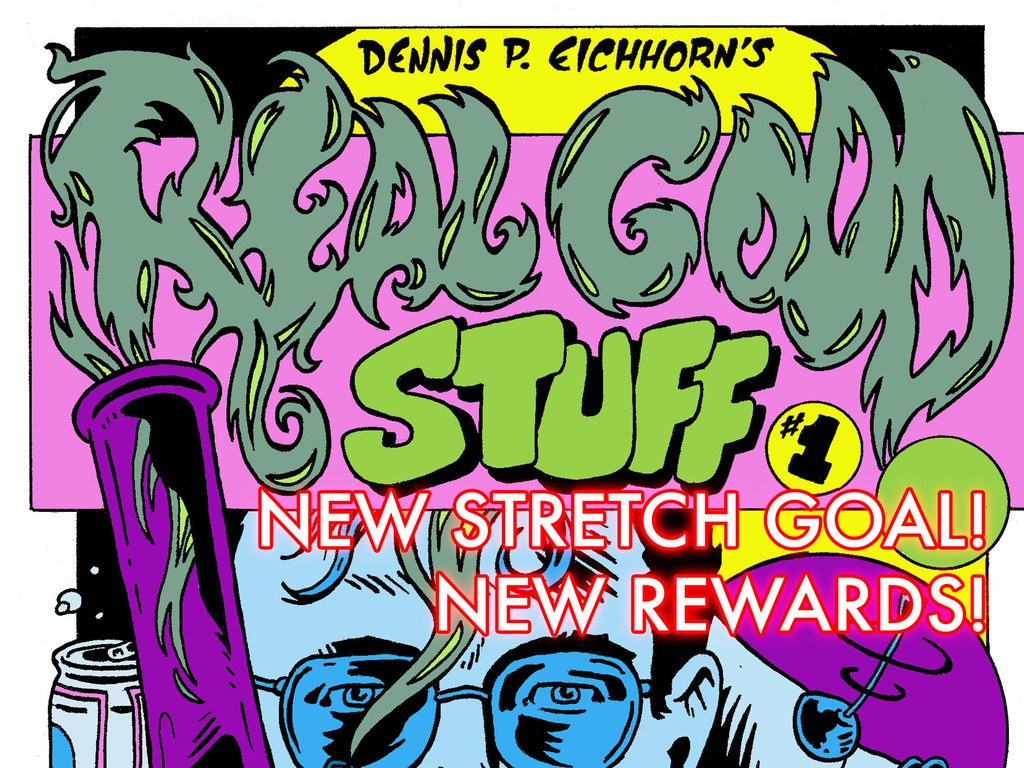 Dennis P. Eichhorn's Real Good Stuff's video poster