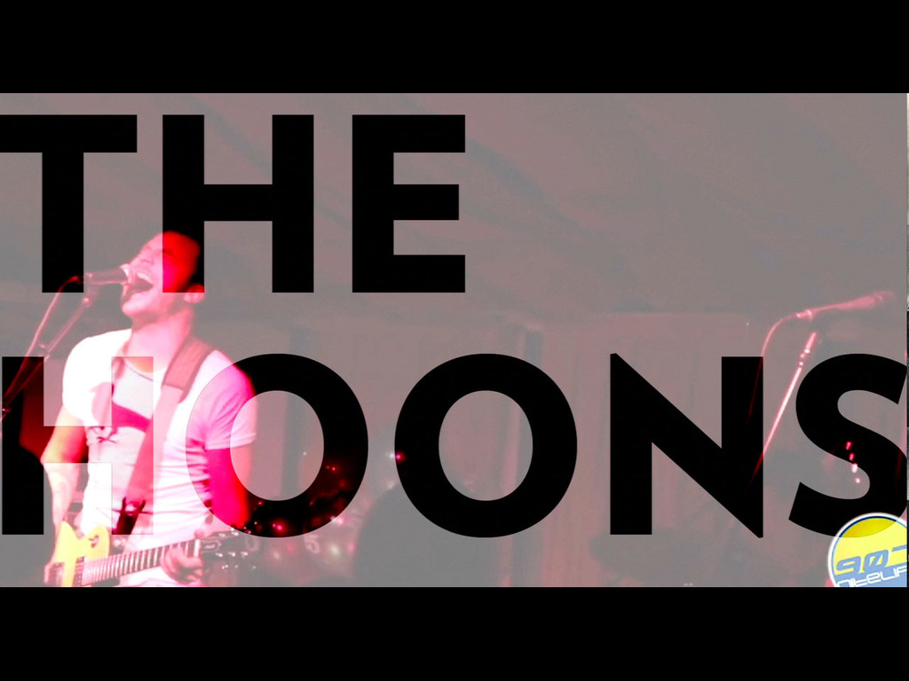 The Hoons record their debut album.'s video poster