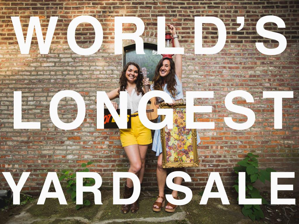 World's Longest Yard Sale Documentary's video poster