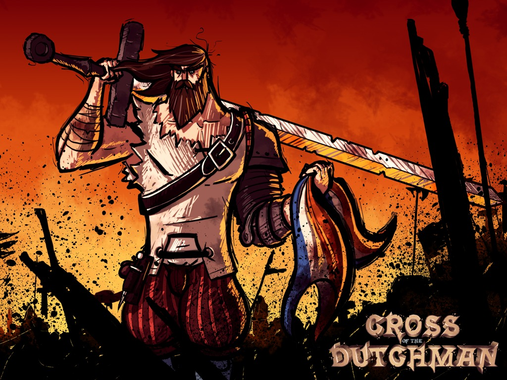Cross of the Dutchman's video poster