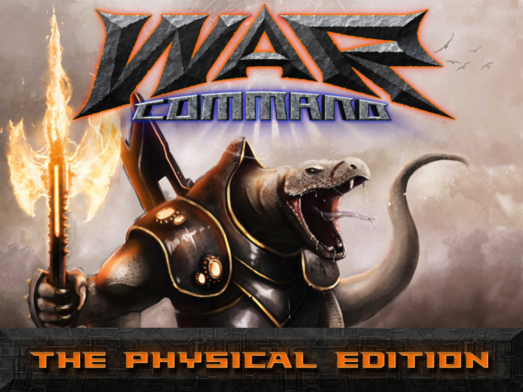 War Command: The Physical Edition's video poster