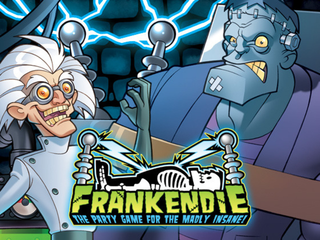 FrankenDie: The Party Game for the Madly Insane!'s video poster