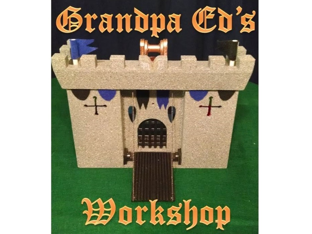 Grandpa Ed's Workshop's video poster