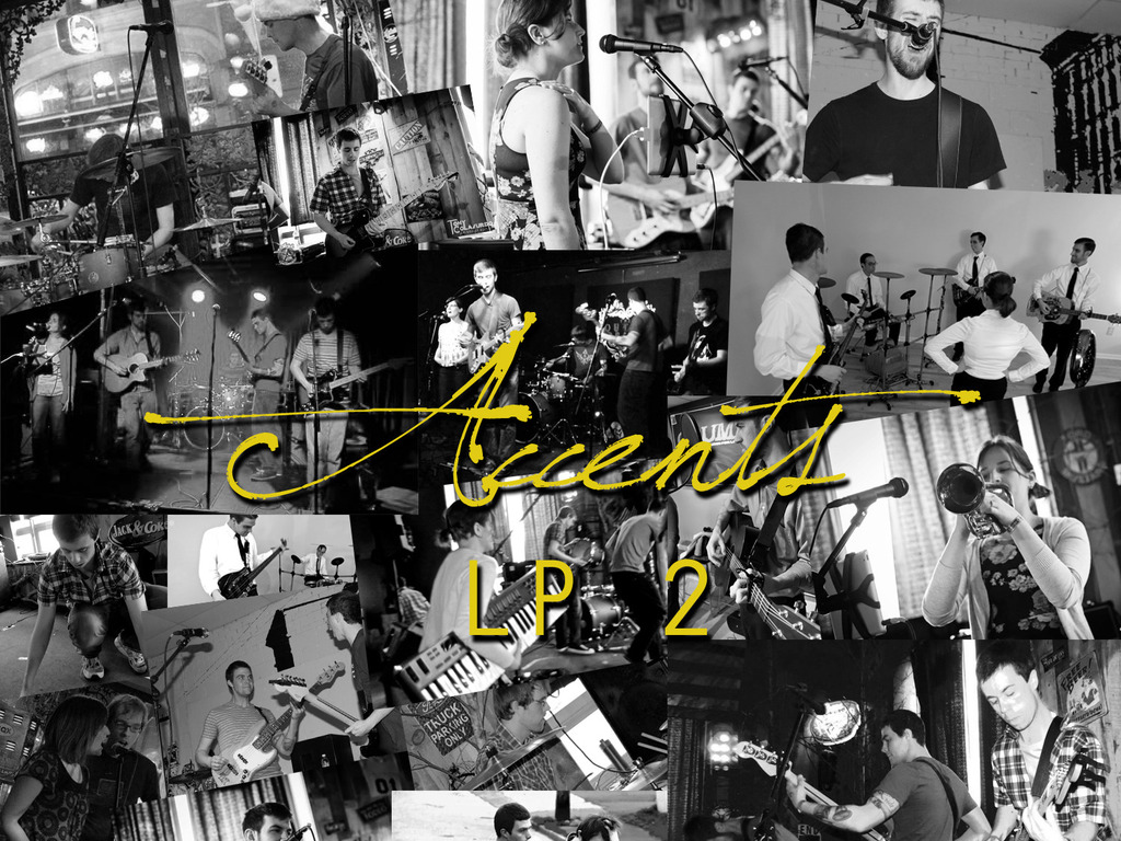 ACCENTS Records LP #2's video poster