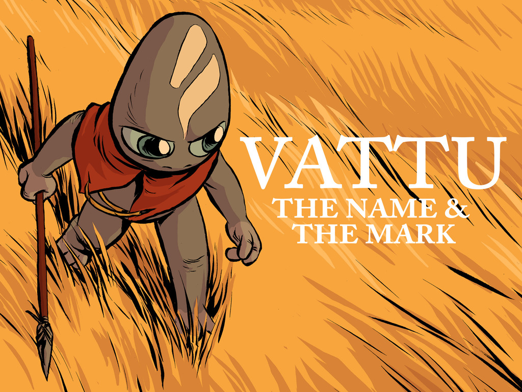 Vattu: the Name & the Mark's video poster