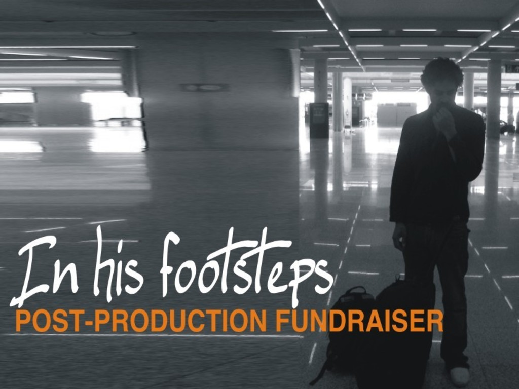 In His Footsteps's video poster