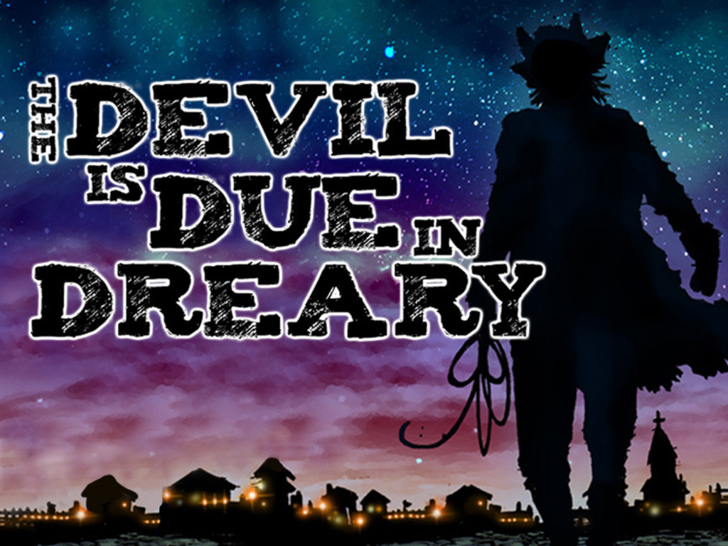 The Devil is Due in Dreary issues 2-4's video poster