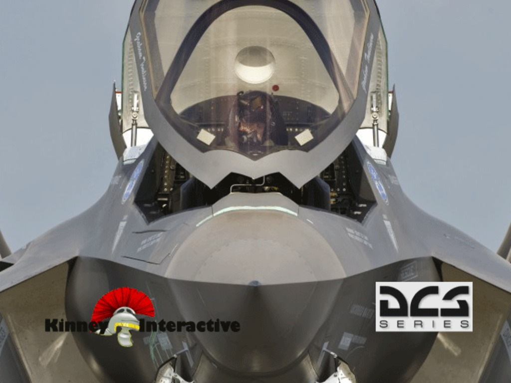 F-35A Lightning II by Kinney Interactive's video poster