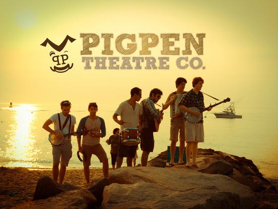 PigPen Theatre Co. Debut Album's video poster