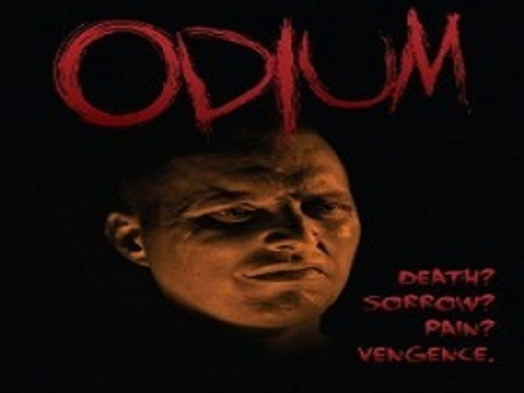 Odium -- A Horror Movie's video poster