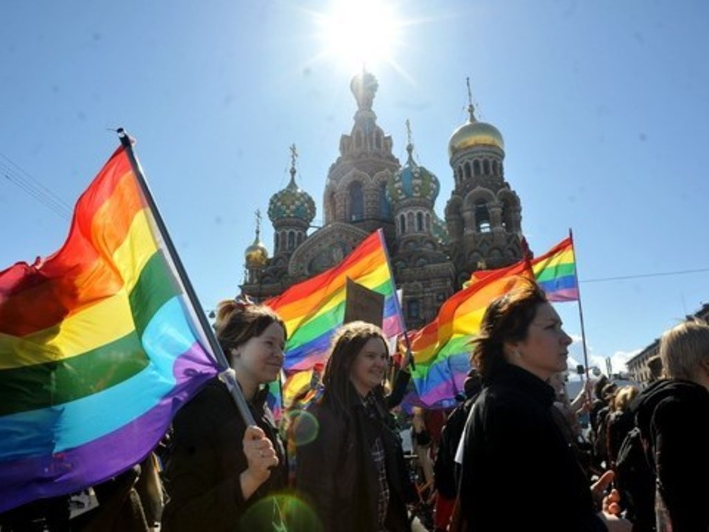 The Campaign of Evil: Russia and Gay Propaganda's video poster